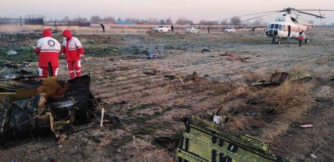 В Тегеране потерпел крушение украинский авиалайнер с 168 людьми на борту, - ФОТО, ВИДЕО, фото-1