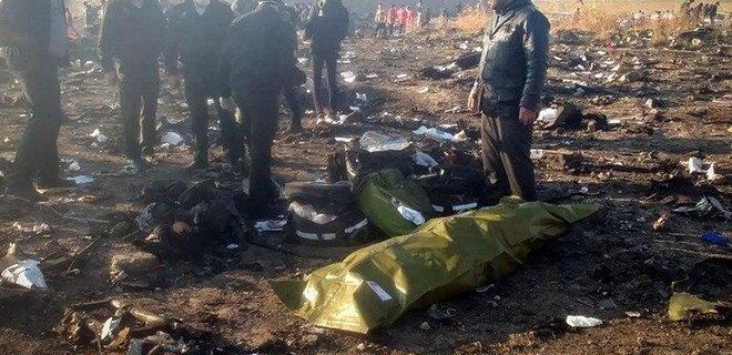 В Тегеране потерпел крушение украинский авиалайнер с 168 людьми на борту, - ФОТО, ВИДЕО, фото-6