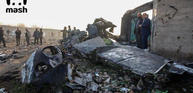 В Тегеране потерпел крушение украинский авиалайнер с 168 людьми на борту, - ФОТО, ВИДЕО, фото-4
