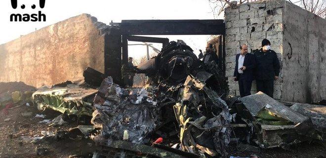 В Тегеране потерпел крушение украинский авиалайнер с 168 людьми на борту, - ФОТО, ВИДЕО, фото-3