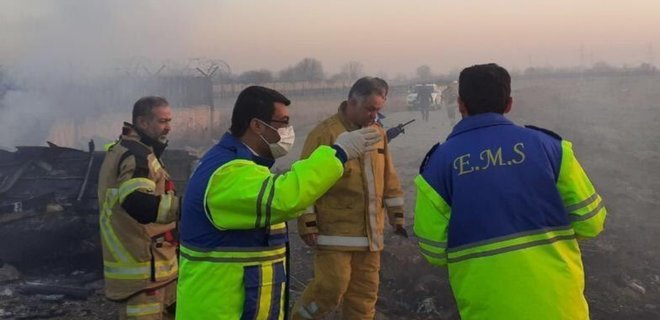 В Тегеране потерпел крушение украинский авиалайнер с 168 людьми на борту, - ФОТО, ВИДЕО, фото-2