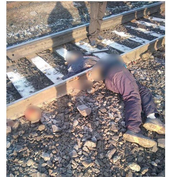 В Кривом Роге на территории АМКР обнаружили труп мужчины, - ФОТО 18+, фото-1