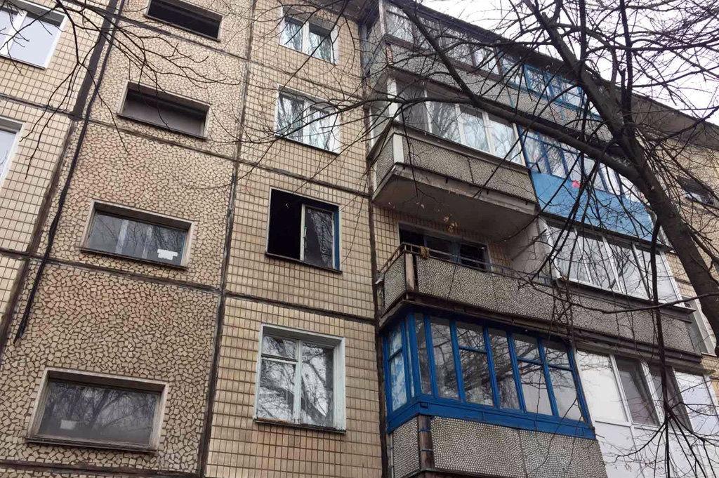 В Кривом Роге пострадавшая на пожаре женщина попала в реанимацию, - ФОТО, фото-2
