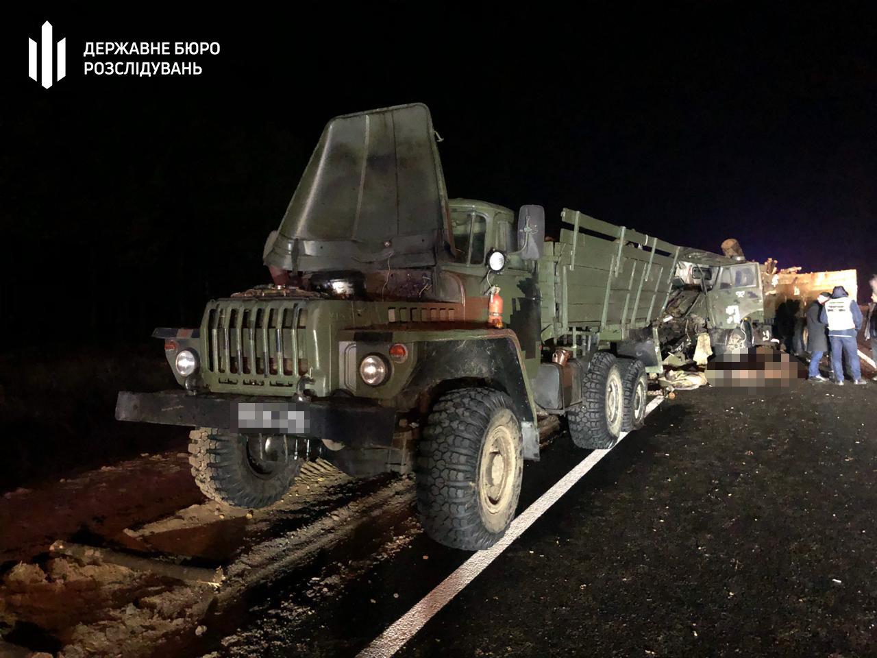 Смертельное ДТП на Херсонщине: ГБР сообщило подозрение водителю криворожской воинской части, фото-1
