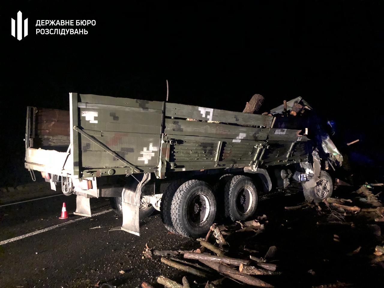 Смертельное ДТП на Херсонщине: ГБР сообщило подозрение водителю криворожской воинской части, фото-2