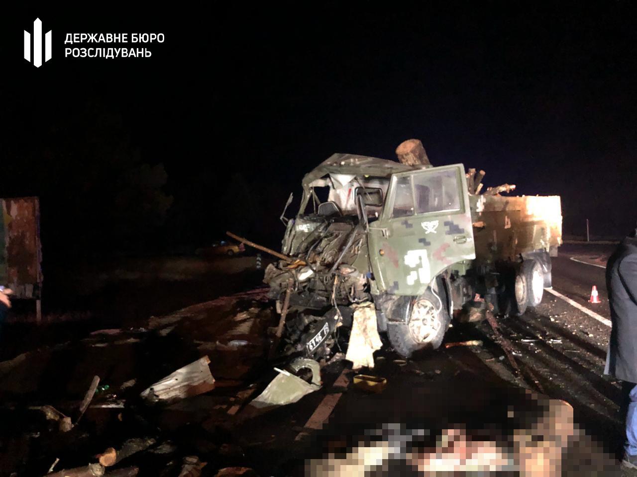 Смертельное ДТП на Херсонщине: ГБР сообщило подозрение водителю криворожской воинской части, фото-3