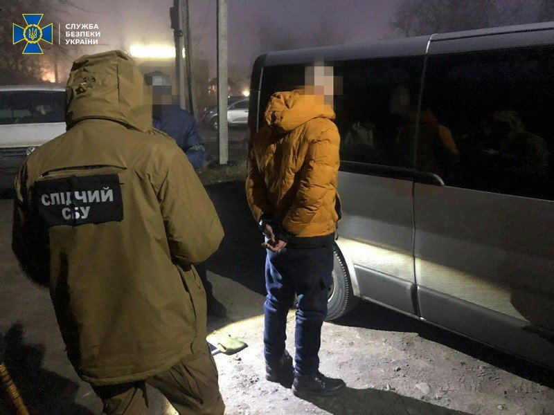 При попытке передачи разведданных задержан агент ФСБ, по контракту служивший в бригаде ВСУ на Днепропетровщине, фото-1