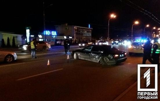 В Кривом Роге дорогу не поделили BMW и Opel, - ФОТО, фото-1
