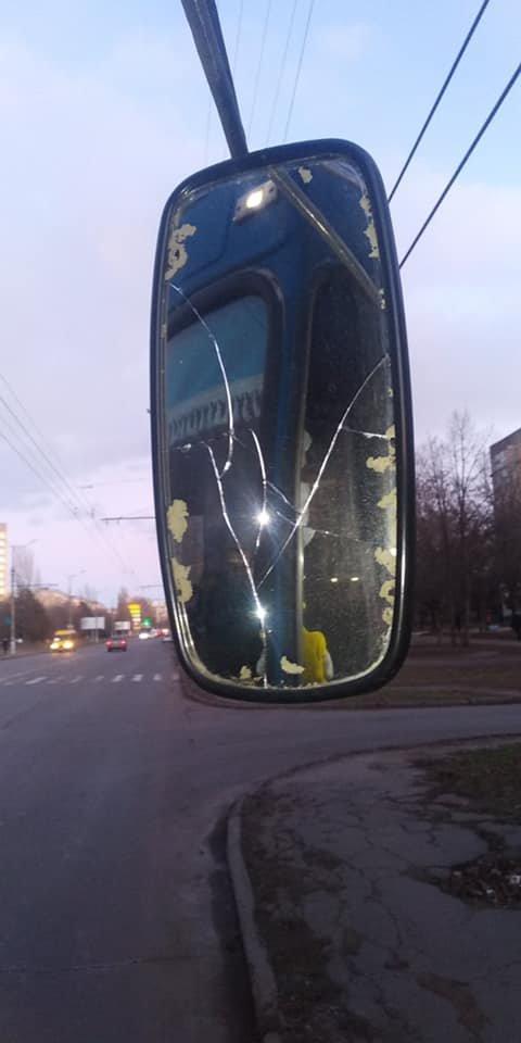 В Кривом Роге конфликт в троллейбусе завершился срывом графика и переломом руки у водителя, - ФОТО, фото-2