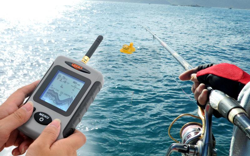 Как выбрать эхолот для зимней рыбалки?, фото-1
