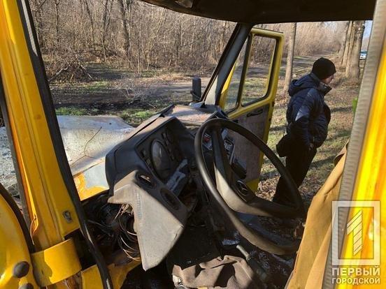 В Кривом Роге водитель грузовика влетел в дерево, - ФОТО , фото-2