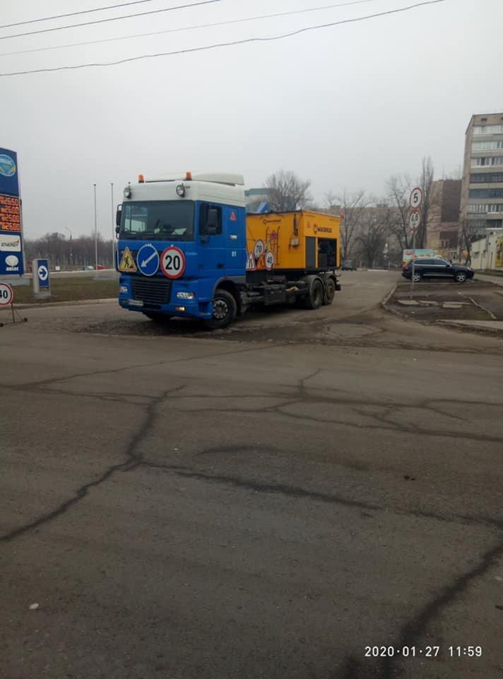 В Кривом Роге начался ямочный ремонт дорог, - ФОТО , фото-4