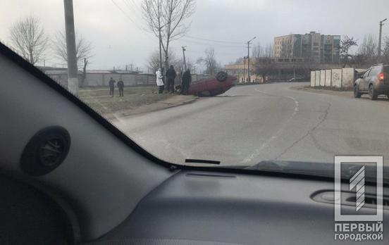 """В Кривом Роге автомобиль """"Mazda"""" попал в ДТП, - ФОТО , фото-3"""