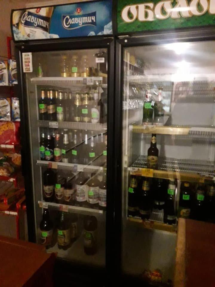 В одном из 89 сел Криворожского района обнаружили точку незаконной торговли алкоголем, - ФОТО, фото-1