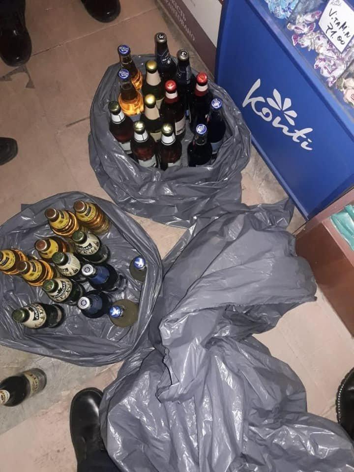 В одном из 89 сел Криворожского района обнаружили точку незаконной торговли алкоголем, - ФОТО, фото-2