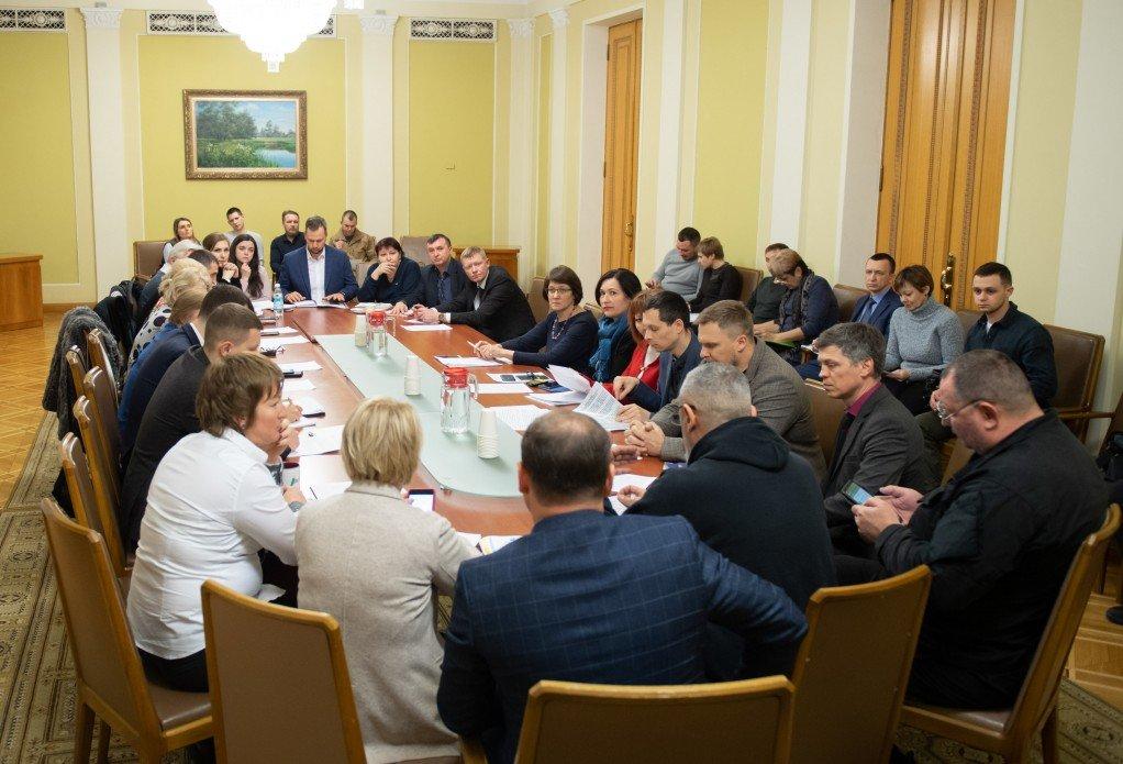 В Офисе Президента заседала рабочая группа по вопросам пленных и пропавших без вести, работу которой координирует депутат из Кривого Рога,..., фото-1
