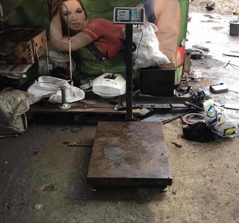 В Кривом Роге закрыли два незаконных пункта приема металла, - ФОТО, фото-2