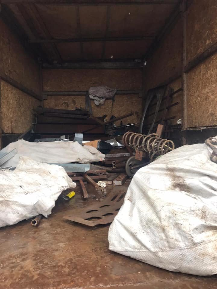 В Кривом Роге закрыли два незаконных пункта приема металла, - ФОТО, фото-3