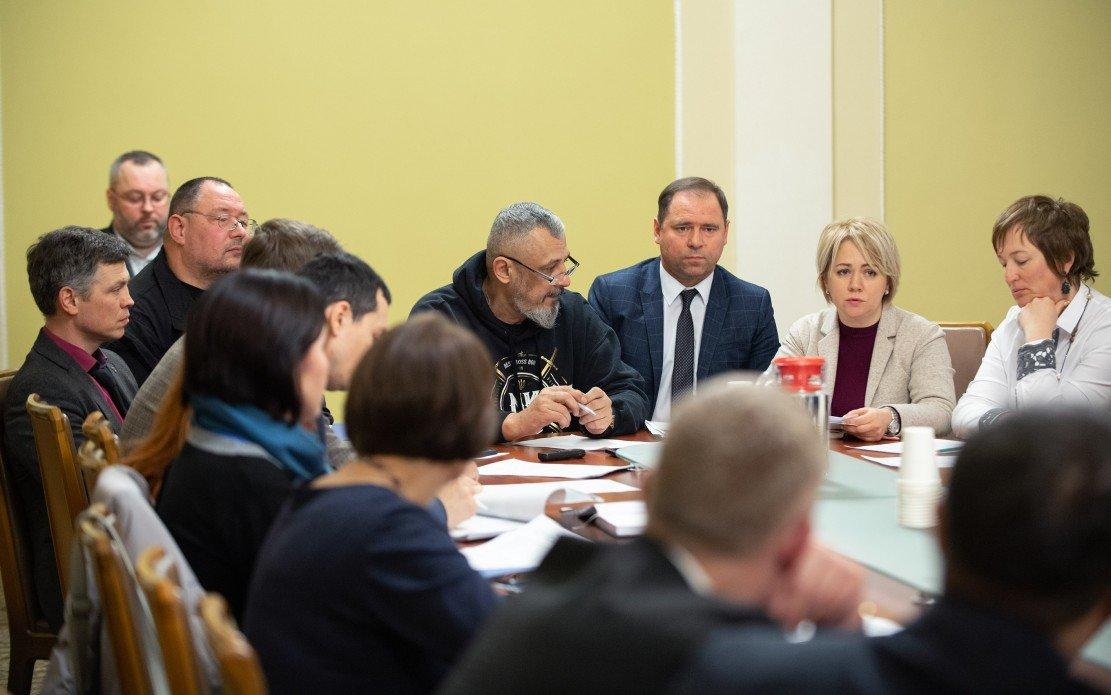 В Офисе Президента заседала рабочая группа по вопросам пленных и пропавших без вести, работу которой координирует депутат из Кривого Рога,..., фото-2