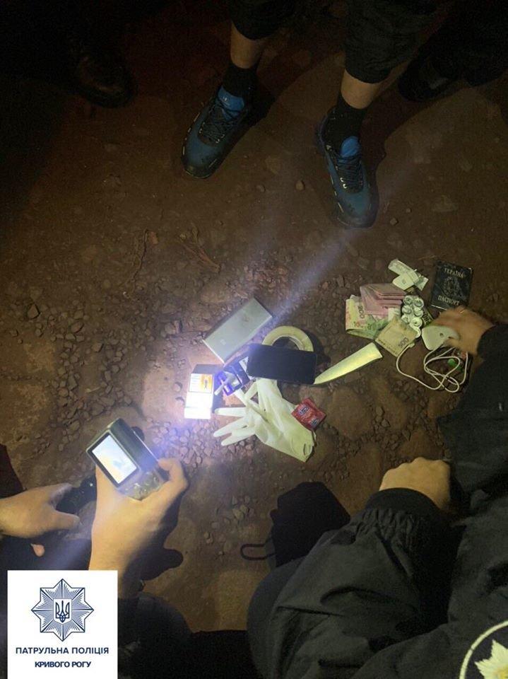 Патрульные в Кривом Роге задержали сбежавшего из больницы заключенного, - ФОТО, фото-2