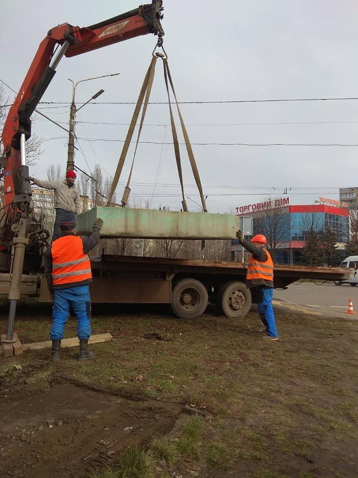 В Кривом Роге продолжают демонтаж аварийных рекламных конструкций, - ФОТО, фото-5