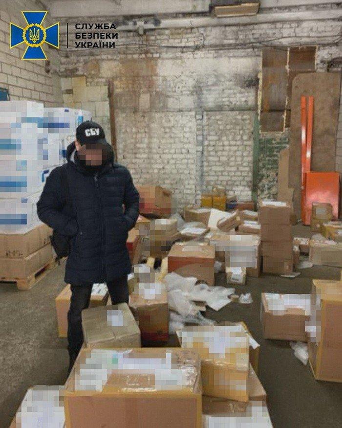 На Днепропетровщине СБУ заблокировала ввоз в Украину импортных товаров без уплаты таможенных платежей, - ФОТО, фото-4