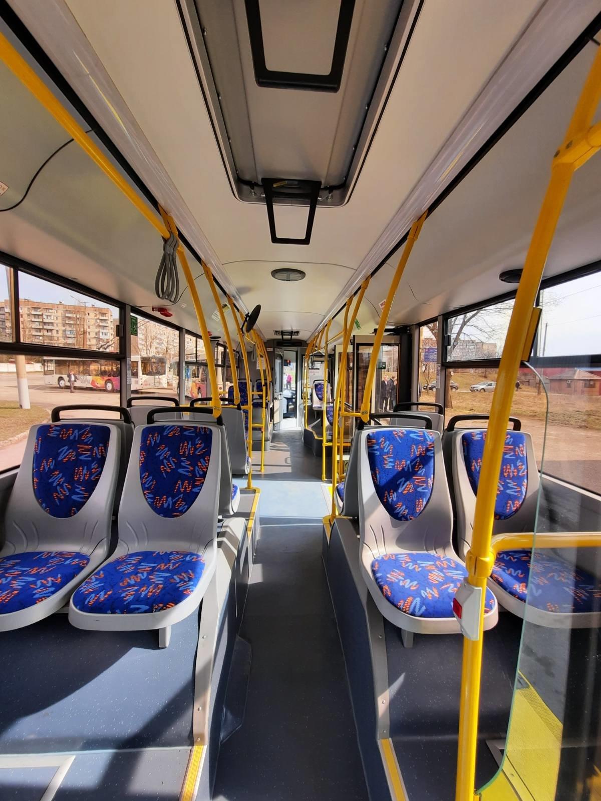 На один из маршрутов Кривого Рога вышли 6 новых троллейбусов, - ФОТО, фото-7