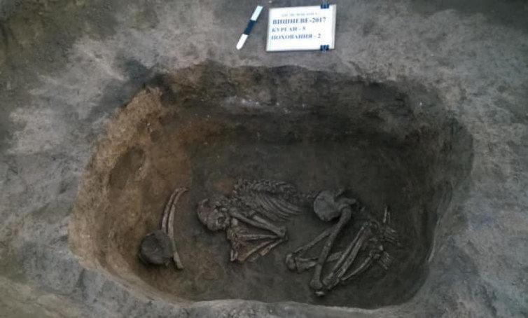 По соседству с Кривым Рогом археологи нашли древние захоронения, - ФОТО, фото-2