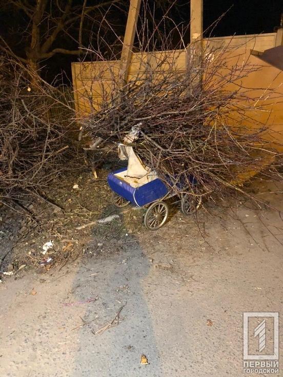 На спуске со Смычки Opel сбил  пожилую криворожанку, толкавшую коляску по проезжей части, фото-3