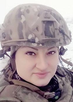 Те, кто смотрит с небес: За 6 лет войны на фронте погибли 13 украинок, - ПОИМЕННО, ФОТО, фото-14