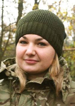 Те, кто смотрит с небес: За 6 лет войны на фронте погибли 13 украинок, - ПОИМЕННО, ФОТО, фото-5