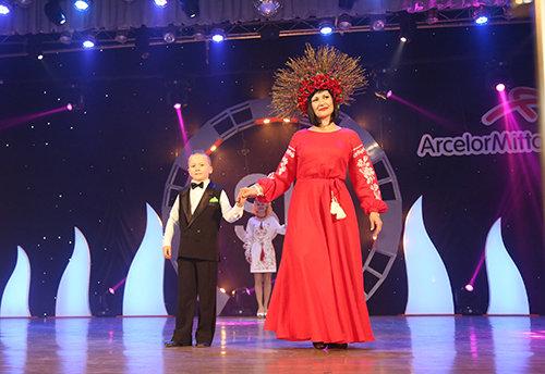 На «АрселорМиттал Кривой Рог» выбрали STEEL LADY-2020, - ФОТО, фото-3