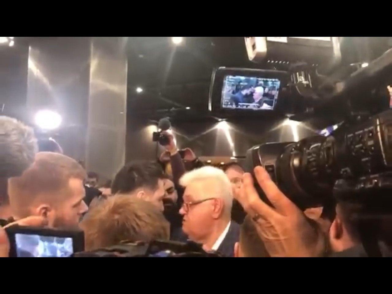 """Активисты сорвали """"Сивохо-платформу"""", """"Нацкорпус"""" заявил о госизмене, а известный журналист - о вызове для Зеленского - ФОТО, ВИДЕО, фото-1"""