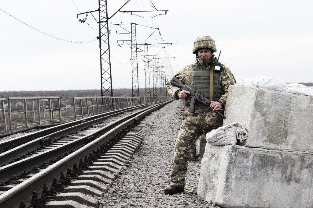 Бригада территориальной обороны училась отражать наступления противника на Кривой Рог, - ФОТО , фото-4
