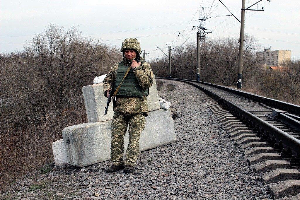 Бригада территориальной обороны училась отражать наступления противника на Кривой Рог, - ФОТО , фото-1