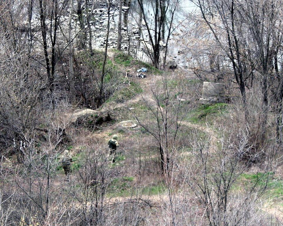 Бригада территориальной обороны училась отражать наступления противника на Кривой Рог, - ФОТО , фото-7