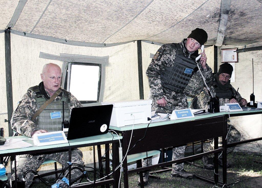 Бригада территориальной обороны училась отражать наступления противника на Кривой Рог, - ФОТО , фото-2