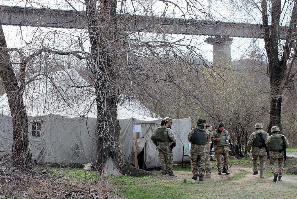 Бригада территориальной обороны училась отражать наступления противника на Кривой Рог, - ФОТО , фото-9
