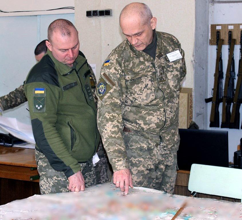 Бригада территориальной обороны училась отражать наступления противника на Кривой Рог, - ФОТО , фото-31