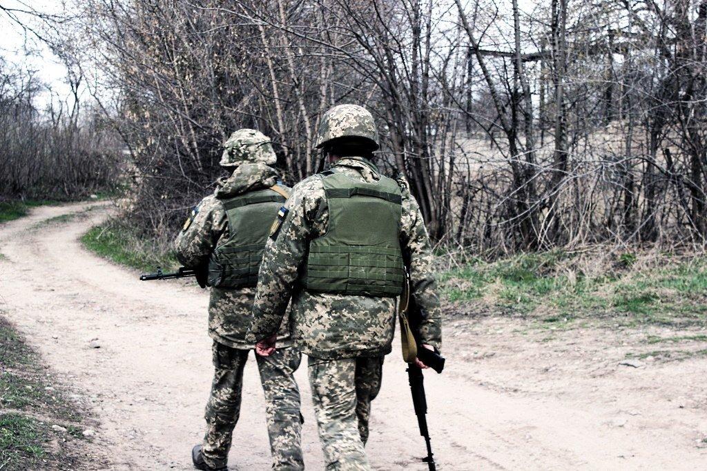 Бригада территориальной обороны училась отражать наступления противника на Кривой Рог, - ФОТО , фото-11