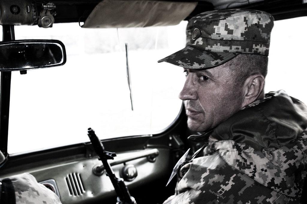 Бригада территориальной обороны училась отражать наступления противника на Кривой Рог, - ФОТО , фото-41