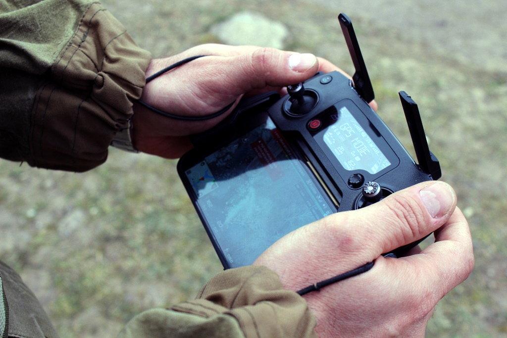 Бригада территориальной обороны училась отражать наступления противника на Кривой Рог, - ФОТО , фото-14