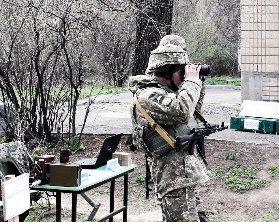 Бригада территориальной обороны училась отражать наступления противника на Кривой Рог, - ФОТО , фото-16
