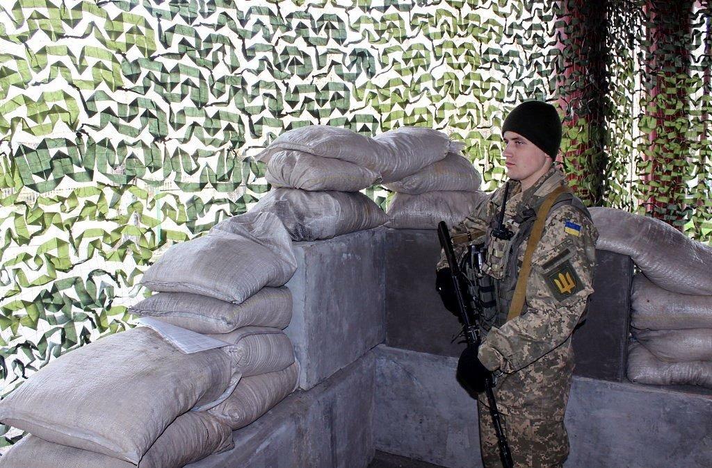Бригада территориальной обороны училась отражать наступления противника на Кривой Рог, - ФОТО , фото-42