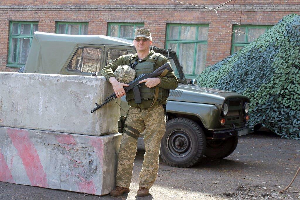 Бригада территориальной обороны училась отражать наступления противника на Кривой Рог, - ФОТО , фото-29