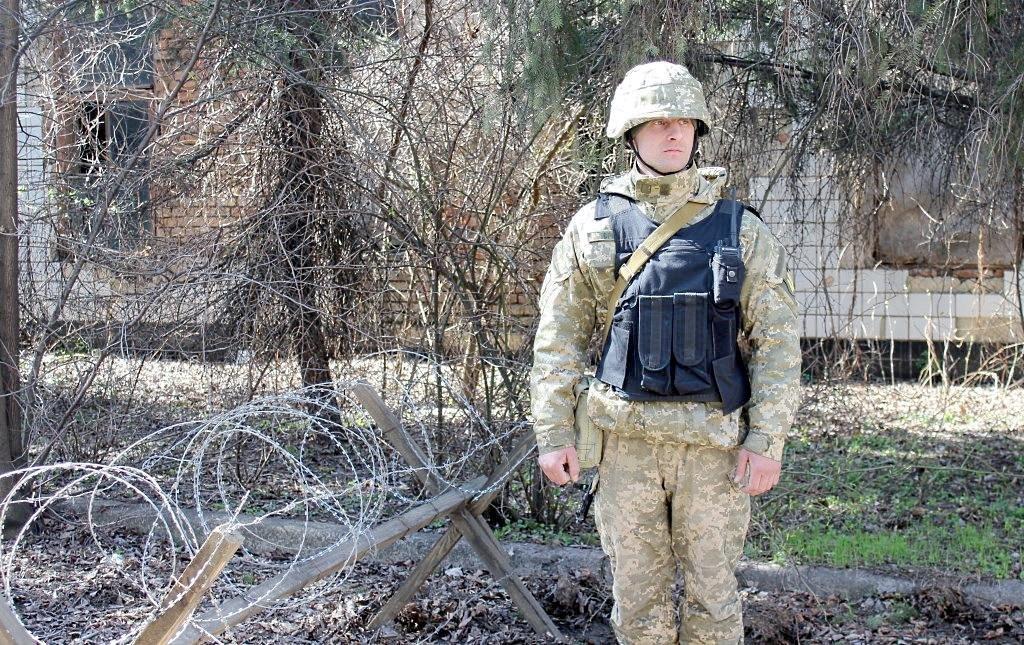 Бригада территориальной обороны училась отражать наступления противника на Кривой Рог, - ФОТО , фото-22