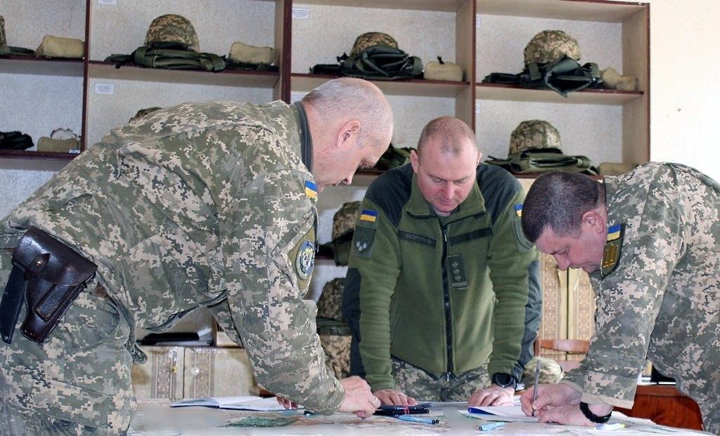Бригада территориальной обороны училась отражать наступления противника на Кривой Рог, - ФОТО , фото-25