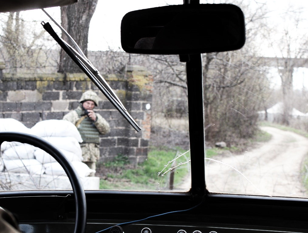Бригада территориальной обороны училась отражать наступления противника на Кривой Рог, - ФОТО , фото-17