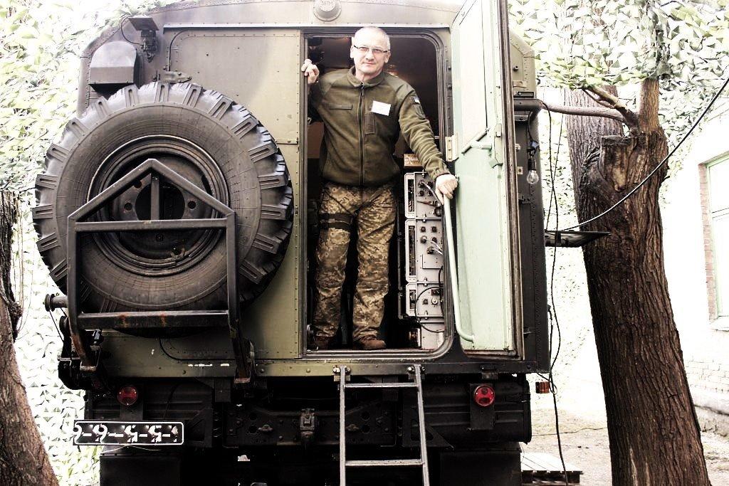 Бригада территориальной обороны училась отражать наступления противника на Кривой Рог, - ФОТО , фото-39