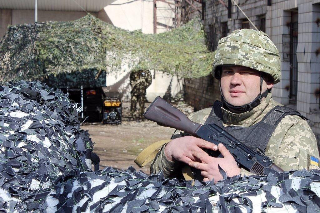 Бригада территориальной обороны училась отражать наступления противника на Кривой Рог, - ФОТО , фото-40